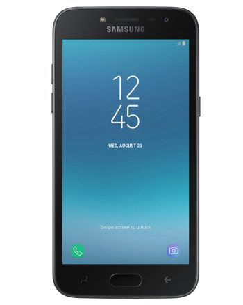 Samsung Galaxy J2 Pro Black DS 16 GB-0