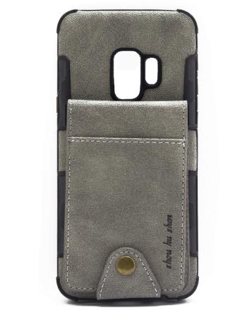 Samsung S9 grijs Case-0