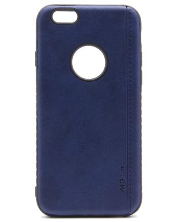 Apple iPhone 6(s) Hoesje blauw MG-0