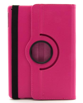 apple ipad air 9.7 tab hoesje roze-0