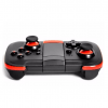 bluetooth controller black and red-11695