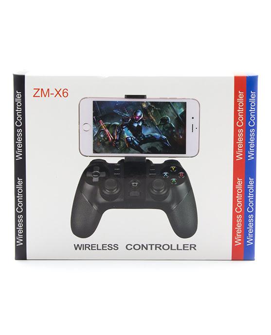 WIRELESS Controller ZM-X6-11747