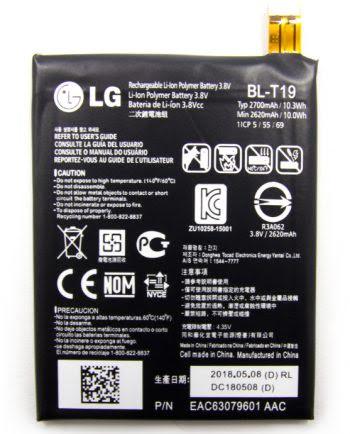 LG batterij BL-T19 mAh Origineel-0