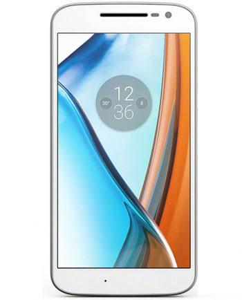 Lenovo Moto G4 16GB white-0