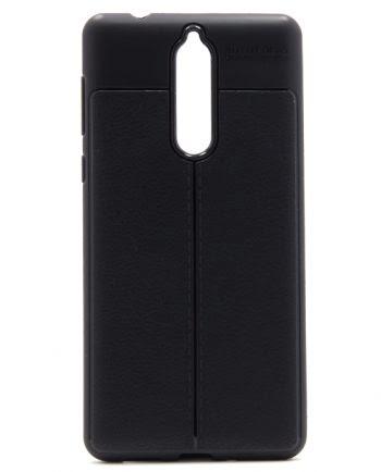 Nokia 8 renax hoesje zwart-0