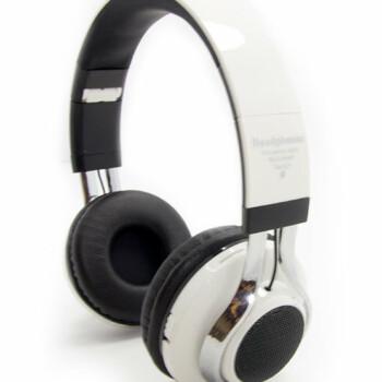 Wireless Headphone led marquee TM-021 wit-0