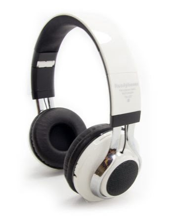 Wireless Headphone led marquee TM-021 wit-0