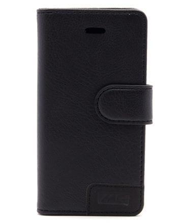 IPHONE 5 BOOKCASE ZWART MG-0