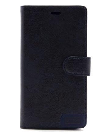 Apple iPhone 6(S) PLUS donkerblauw Bookcase MG-0