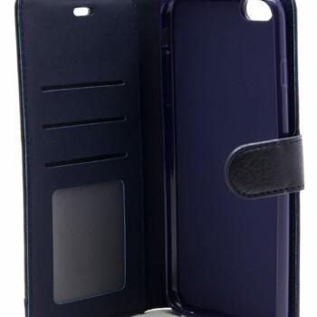 Apple iPhone 6(S) PLUS donkerblauw Bookcase MG-12339