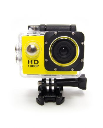SPORTS ACTION CAMERA 1080P GEEL-0
