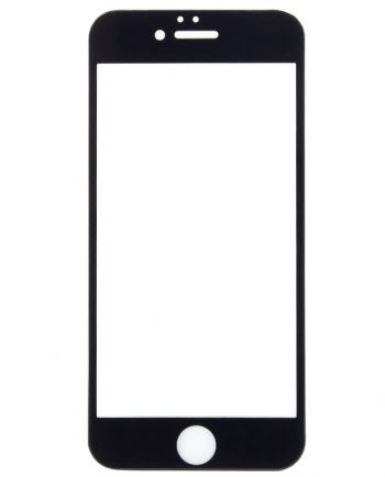 iphone 7 plus 5D Tempered Glass Screenprotector zwart MG-0