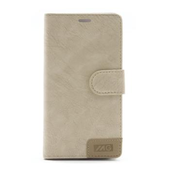 Apple iPhone 6(S) Plus Beige Book Case MG