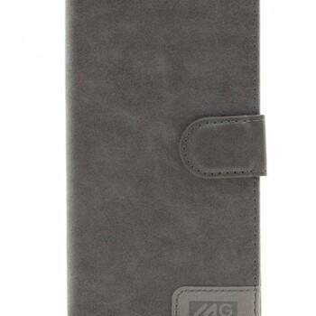 iphone xs smart bookcase grijs mg-0