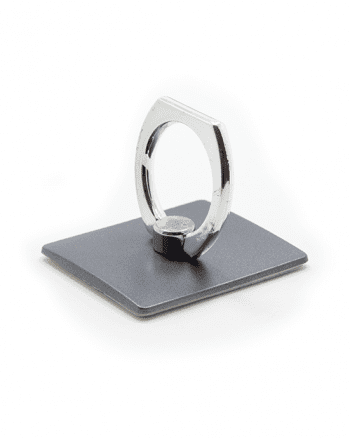 RING STENT KICKSTAND ZILVER-0