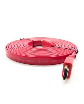 HDMI KABEL HDTV rood 3M-0
