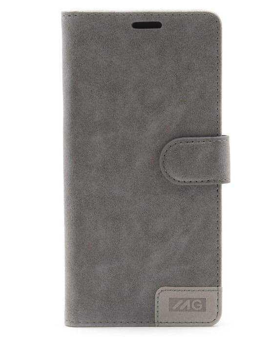 Galaxy S8 Plus grijs bookcase mg-0