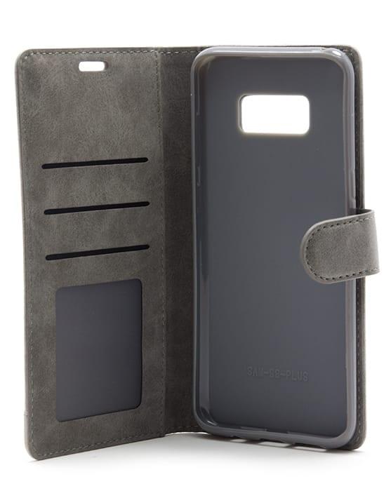 Galaxy S8 Plus grijs bookcase mg-12902