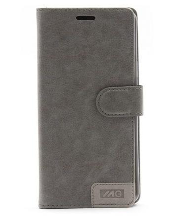 Galaxy S9 PLUS grijs bookcase MG-0