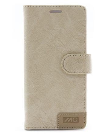 Galaxy S9 smart bookcase beige mg-0