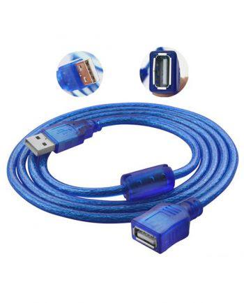 USB 2.0 KABEL BLAUW-0