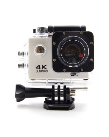 SPORTS ACTION CAMERA PAKKET 4K WIT-0