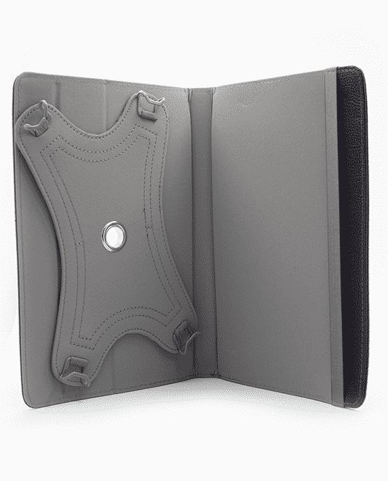 Samsung TAB 10 inch HOESJE zwart met strap-14597