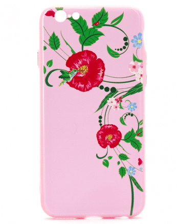 Apple iPhone 6(s) bloemen-0