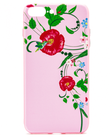 Apple iPhone 7/8 Plus HOESJE bloemen-0