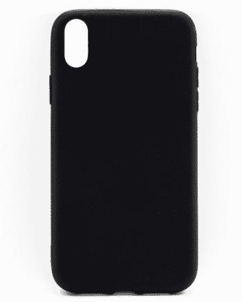 Apple iPhone 9 zwart tpu hoesje-0