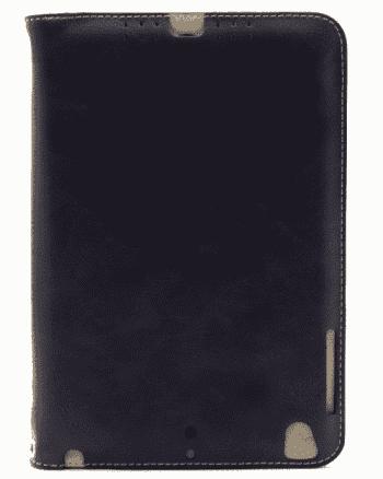 apple ipad mini 3 LEREN HOESJE BLAUW-0
