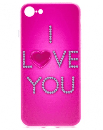 APPLE IPHONE 7/8 HOESJE i love you-0