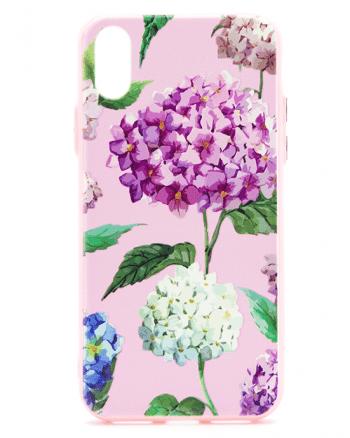 Iphone XS elegante bloemen-0