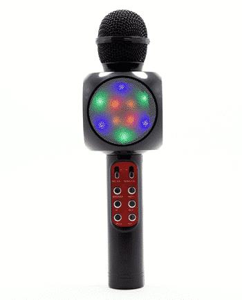 Karaoke Wireless Microfoon HIFI SPEAKER zwart-0
