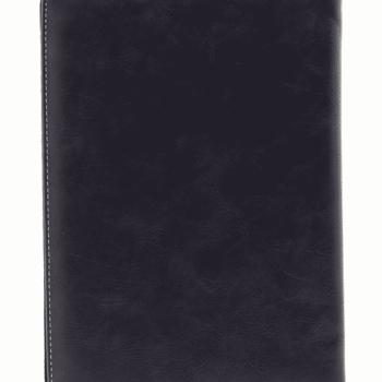 apple ipad mini 4 LEREN HOESJE blauw-13333
