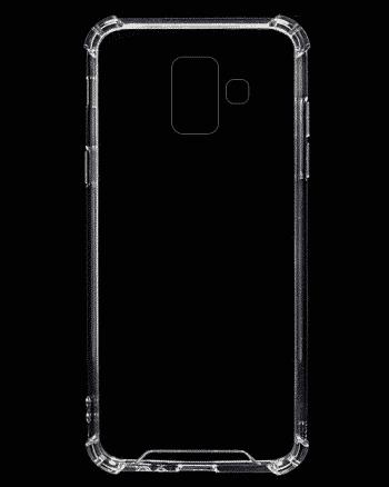 Samsung A6 (2018) TPU Bumper case-0