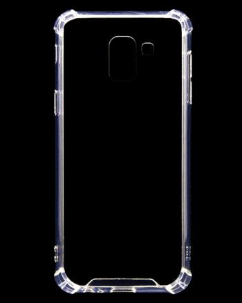 Samsung j6 (2018) TPU BUMPER CASE-0