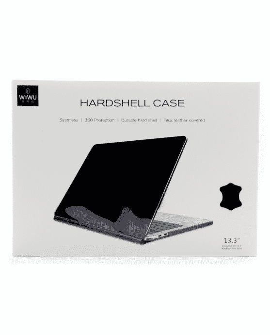 apple hardshell case voor macbook pro 2016 13.3 inch-15108