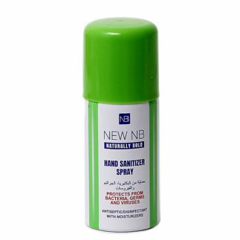 Disinfecterende Handgel Spray - 70% Alcohol - 120ML - 12 stuks
