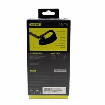 Tweede Kans Remax RB-T5 Bluetooth Headset