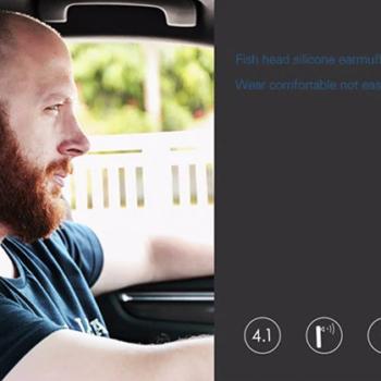 Tweede Kans Remax HD Voice Bluetooth Headset T9 – Roze