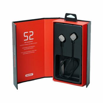 Remax Magnet Sports Bluetooth Headset S2 - Zwart