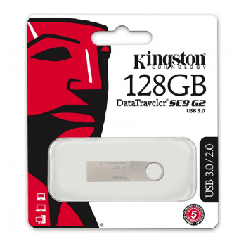 Kingston DataTraveler SE9 G2 - 128GB -  USB 3.2