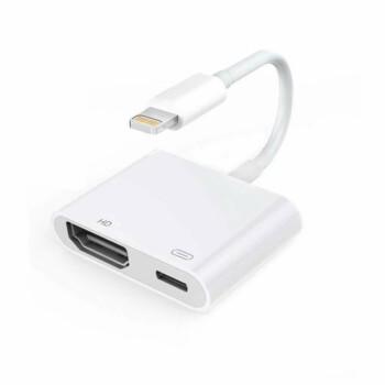 Lightning Digital AV Adapter Wit / (Hdmi, Lightning)