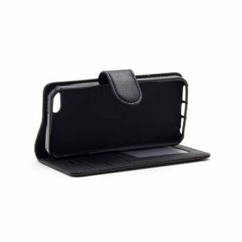 Apple iPhone 5/5S/SE Book Case - Blauw