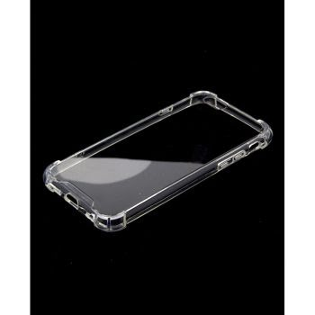 Apple iPhone 6(s) Plus Antishock Hoesje - Transparant