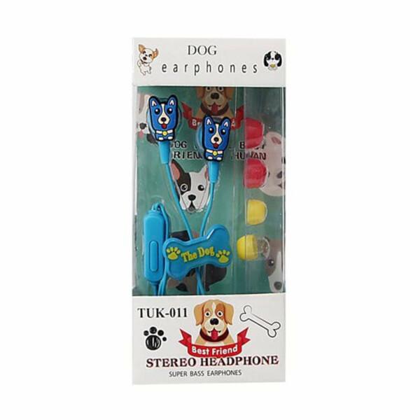 Oordopjes In-ear – Honden – Voor Kinderen – Blauw