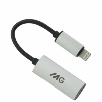 MG Lightning 2 in 1 kabel Wit