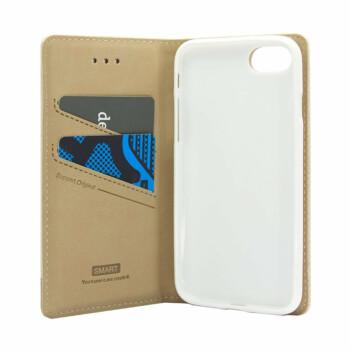 Apple iPhone 7/8 Book Case - Beige