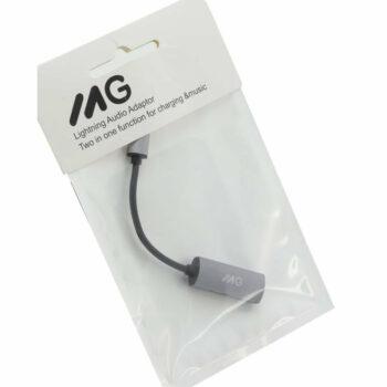 MG Lightning 2 in 1 kabel Grijs